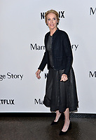 """LOS ANGELES, USA. November 06, 2019: Julie Hagerty at the premiere for """"Marriage Story"""" at the DGA Theatre.<br /> Picture: Paul Smith/Featureflash"""