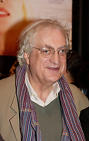 Montreal (Qc) CANADA, November 1st 2007-<br /> <br /> Bertrand Tavernier at the CINEMANIA 2007 film festival<br /> <br /> <br /> photo : Pierre Roussel (c)  Images Distribution