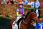 HOT SPRINGS, AR - APRIL 13:  Fantasy Stakes at Oaklawn Park on April 13, 2018 in Hot Springs, Arkansas.#3 Tahoe Dream with jockey Alex L. Canchari.  (Photo by Ted McClenning/Eclipse Sportswire/Getty Images)
