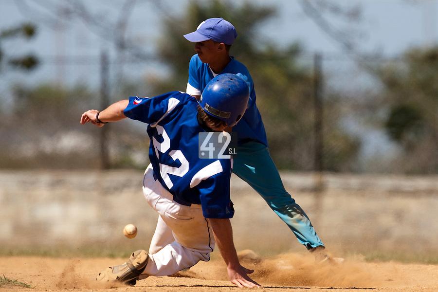 BASEBALL - POLES BASEBALL FRANCE - TRAINING CAMP CUBA - HAVANA (CUBA) - 13 TO 23/02/2009 - ARTHUR PARADINAS (FRANCE)