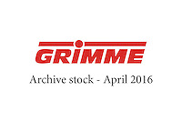 Grimme - archive stock