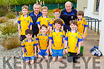 The Beaufort that played in the u10 Community Games in Milltown on Sunday