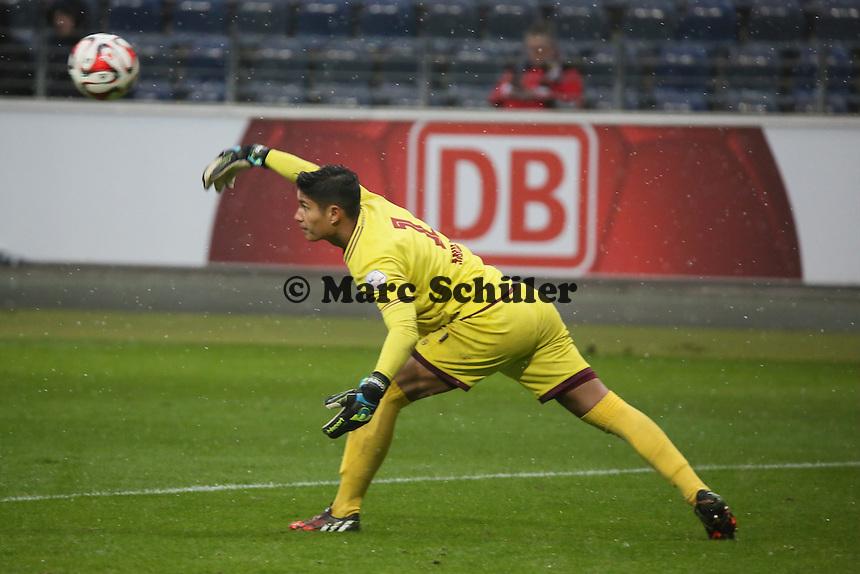 Roland Mueller (Genf) - Eintracht Frankfurt vs. Servette Genf, Commerzbank Arena
