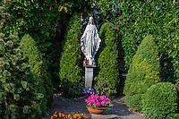 IV Ogolnopolskie Swieto Chleba, Bazylika na Swietej Gorze 15.08.14