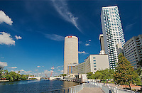 CDT- Tampa Skyline & Riverwalk, Tampa FL 9 14
