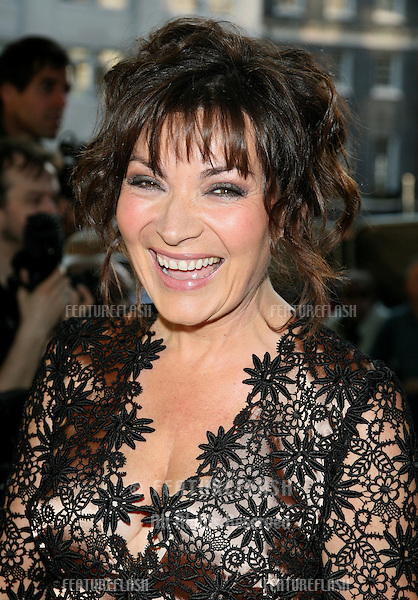 Lorraine Kelly arriving for the 2011 Glamour Awards, Berkeley Square, London. 07/06/2011 Picture by: Alexandra Glen / Featureflash