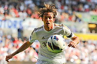 Saturday 22 September 2012 <br /> Pictured: Michu<br /> Barclays Premiership, Swansea City v Everton at the Liberty Stadium, south Wales.