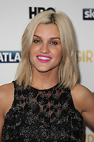 Ashley Roberts arriving for the Girls - UK premiere of the third series held at the Cineworld Haymarket - Arrivals, London. 15/01/2014 Picture by: Henry Harris / Featureflash
