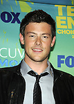Cory Monteith of Glee at 2011 Teen Choice Awards