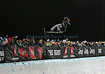 X Games Tignes Europe 2012 Super Pipe Snowboard..Shaun White on 15/03/2012 in Tignes, France. ..© PierreTeyssot.com