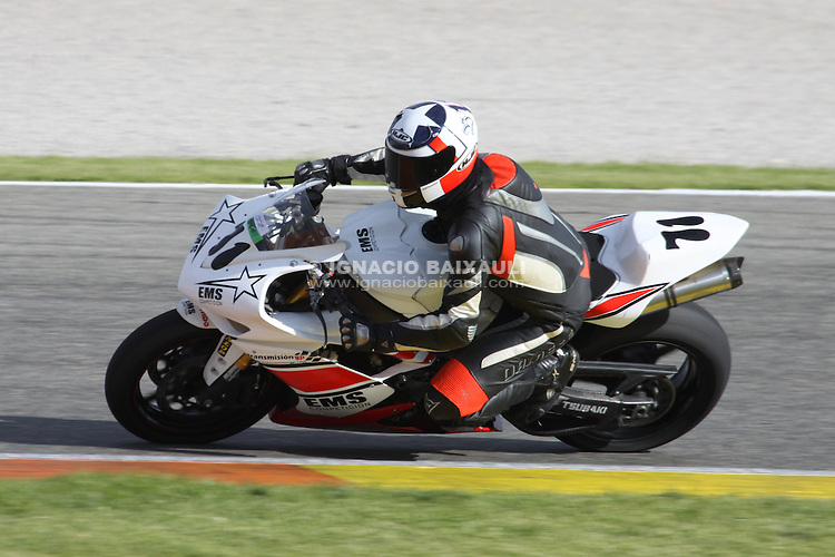 18/12/2011 Tandas Populares. Circuito de la Comunidad Valenciana Ricardo Tormo