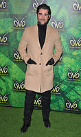 Matt Johnson at the OVO by Cirque du Soleil press night, Royal Albert Hall, Kensington Gore, London, England, UK, on Wednesday 10 January 2018.<br /> CAP/CAN<br /> &copy;CAN/Capital Pictures