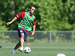 12 May 2006: Landon Donovan. The United States' Men's National Team trained at SAS Soccer Park in Cary, NC, in preparation for the 2006 FIFA World Cup tournament to be played in Germany from June 9 through July 9, 2006.