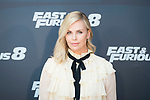 South African actress Charlize Theron during the presentation of the film &quot;Fast &amp; Furious 8&quot; at Hotel Villa Magna in Madrid, April 06, 2017. Spain.<br /> (ALTERPHOTOS/BorjaB.Hojas)