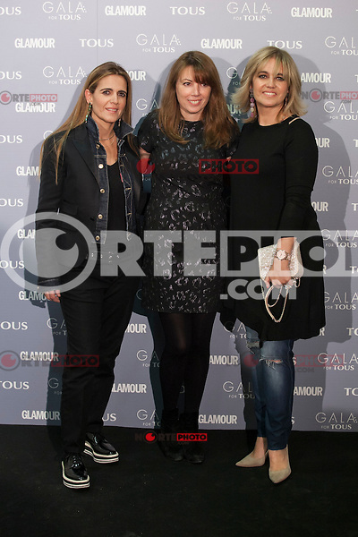 Rosa Tous poses for the photographers during TOUS presentation in Madrid, Spain. January 21, 2015. (ALTERPHOTOS/Victor Blanco) /NortePhoto<br /> NortePhoto.com