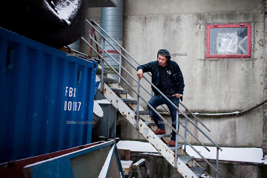 Oslo, Norge, 13.12.2012. Khawar Sadiq. Foto: Christopher Olssøn.