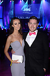 Jordan Donnelly and Elaine Brunton, Leixlip Musical Society pictured at the Association of Irish Musical Societies annual awards in the INEC, KIllarney at the weekend.<br /> Photo: Don MacMonagle -macmonagle.com<br /> <br /> <br /> <br /> repro free photo from AIMS<br /> Further Information:<br /> Kate Furlong AIMS PRO kate.furlong84@gmail.com