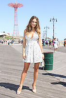 NEW YORK, NY-August 28:  2016 Sports Illustrated Summer Of Swim Fan Festival & Concert at Coney Island Boardwalk - Brooklyn, New York. August 28, 2016. Credit:RWMediaPunch