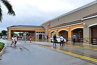 MIRAMAR, FL - OCTOBER 06: Customer arriving at Home depot as South Florida residents prepare for Hurricane Matthew on October 6, 2016 in Miramar, Florida. The hurricane is expected to make landfall sometime this evening or early in the morning as a possible category 4 storm.Credit: MPI10 / MediaPunch