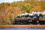 Steam Locomotive, Pocono Mts, PA