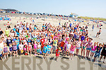 SAND CASTLE'S: In conjuction with The Ballyheigue Summer Festival on Saturday their was a Sandcastle competition held were a large number of children with their parents entered on Ballyheigue Beach.