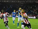 Junior venció como local 1-0 (1-0 en el global) a Millonarios. Cuartos de final de la Copa Águila 2017.