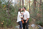 Lewis Family Session, Bass Lake, California, Nov 2013, Photo by Joelle Leder Photography Studio ©