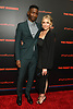 actor Mamoudou Athie  and Ari Graynor attend the New York Premiere of &quot;The Front Runner&quot; on October 30, 2018 at MOMA in New York, New York, USA.<br /> <br /> photo by Robin Platzer/Twin Images<br />  <br /> phone number 212-935-0770