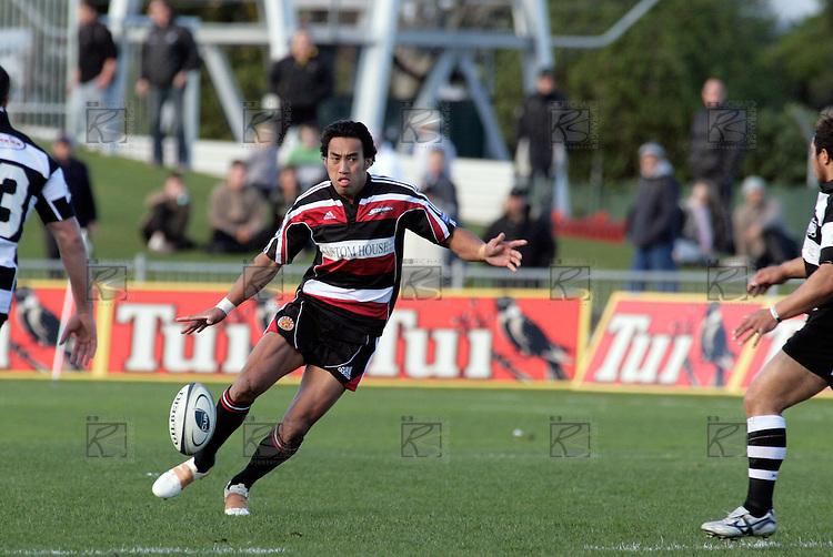 Koaitu Koaitu. Hawkes Bay vs Counties Manukau played at McLean Park, Napier on 13th of August 2006.