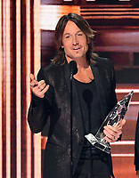 08 November 2017 - Nashville, Tennessee - Keith Urban.51st Annual CMA Awards, Country Music's Biggest Night, held at Bridgestone Arena. <br /> CAP/ADM/LF<br /> &copy;LF/ADM/Capital Pictures