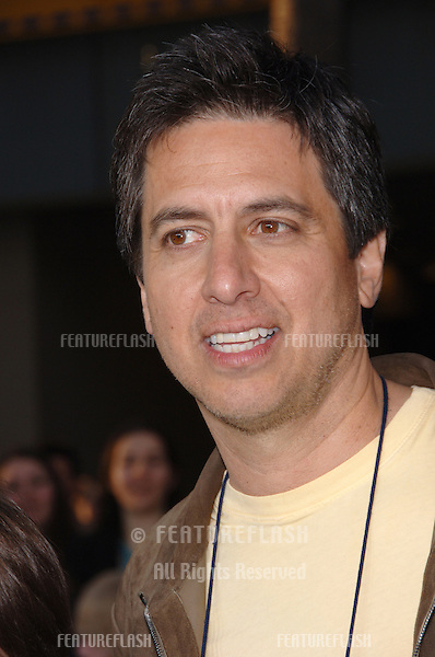 "Actor RAY ROMANO at the world premiere of his new movie ""Ice Age: The Meltdown"" at the Grauman's Chinese Theatre, Hollywood..March 19, 2006  Los Angeles, CA..© 2006 Paul Smith / Featureflash"