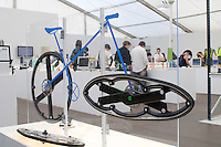 City Bike by Duncan Fitzsimons at the Royal College of Art Degree Show, London 2007