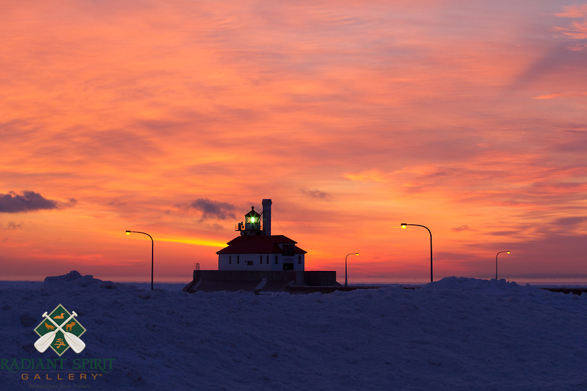 &quot;Winter Sunrise&quot;<br />