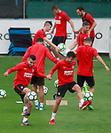 20170706. Atletico de Madrid first training session 2017/2018 season.