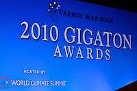 Gigaton Awards, Cancun, Mexico