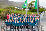Foilmore National School raised their second Green Flag on Thursday for their work in energy conservation.