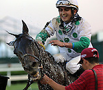 May 07, 2015  Northeast Bound (Miguel Mena) wins R7 at Churchill Downs, a 1 3/16 mile race on dirt. Owner Robert J. Baron, trainer Dale Romans.  By Dehere x Comedy Year (Half a Year) ©Mary M. Meek/ESW/CSM