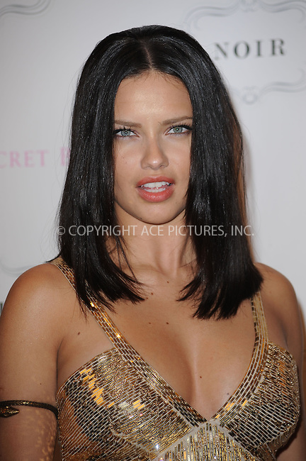 WWW.ACEPIXS.COM . . . . . ....May 9 2009, New York City....Model Adriana Lima launches the new Noir Collection at Victoria's Secret, Lexington Avenue on May 9, 2009 in New York City....Please byline: KRISTIN CALLAHAN - ACEPIXS.COM.. . . . . . ..Ace Pictures, Inc:  ..tel: (212) 243 8787 or (646) 769 0430..e-mail: info@acepixs.com..web: http://www.acepixs.com