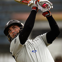 Mathew Sinclair. Black Caps cricket training at Allied Prime Basin Reserve, Wellington. Wednesday, 18 March 2010. Photo: Dave Lintott/lintottphoto.co.nz