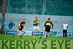 Colm Cooper Dr Crokes in action against Ronan Hussey South Kerry in the Senior County Football Final in Austin Stack Park on Sunday