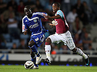 080827 West Ham Utd v Macclesfield Town
