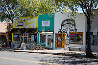 AUSTIN'S EAST 6TH STREET Retail, Bar District, Neighborhood Revitalization Stock Photo Image Gallery