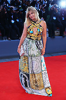 Nastassja Kinski attends the red carpet for the Kineo Award, during the 72nd Venice Film Festival at the Palazzo Del Cinema in Venice, Italy, September 6, 2015.<br /> UPDATE IMAGES PRESS/Stephen Richie