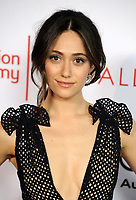www.acepixs.com<br /> <br /> November 15 2017, LA<br /> <br /> Actress Emmy Rossum arriving at the Television Academy's 24th Hall of Fame Ceremony at the Saban Media Center on November 15, 2017 in Los Angeles, California.<br /> <br /> By Line: Peter West/ACE Pictures<br /> <br /> <br /> ACE Pictures Inc<br /> Tel: 6467670430<br /> Email: info@acepixs.com<br /> www.acepixs.com