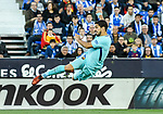Luis Alberto Suarez Diaz of FC Barcelona in action during the La Liga 2017-18 match between CD Leganes vs FC Barcelona at Estadio Municipal Butarque on November 18 2017 in Leganes, Spain. Photo by Diego Gonzalez / Power Sport Images