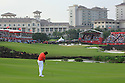Robert Jan Derksen (NED) during the final round of the Omega Mission Hills World Cup played at The Blackstone Course, Mission Hills Golf Club on November 27th in Haikou, Hainan Island, China.( Picture Credit / Phil Inglis )