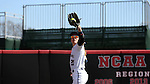 17 February 2017: Notre Dame's Karley Wester. The Notre Dame Fighting Irish played the University of Minnesota Golden Gophers at Dail Softball Stadium in Raleigh, North Carolina as part of the ACC/Big 10 College Softball Challenge. Minnesota won the game 4-1