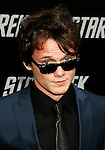 "HOLLYWOOD, CA. - April 30: Anton Yelchin arrives at the Los Angeles premiere of ""Star Trek"" at the Grauman's Chinese Theater on April 30, 2009 in Hollywood, California."