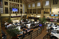 Amsterdam, Netherlands, Februari, 2018, Amsterdam Stock Exchange, AEX, <br /> Photo: Henk Koster