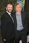"MICHAEL SHEEN, OWEN WILSON. Los Angeles Premiere of Sony Pictures Classics' ""Midnight In Paris,""  at the Samuel Goldwyn Theatre. Beverly Hills, CA USA. May 18, 2011. ©CelphImage"